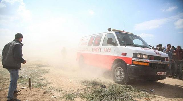 Filistin asıllı Kanadalı doktor Gazzede vuruldu