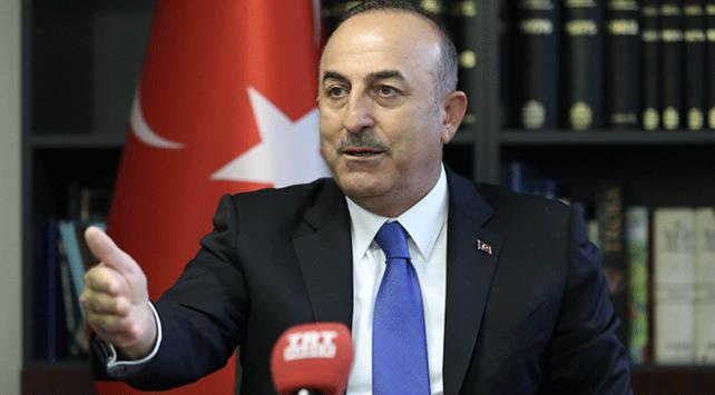 Dışişleri Bakanı Çavuşoğlu: Gazzedeki katliam Uluslararası Ceza Mahkemesine taşınmalı