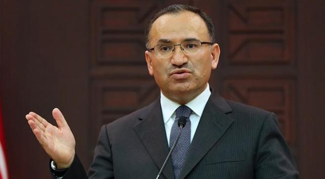 Başbakan Yardımcısı Bozdağ: Mahkeme önceden belirlenmiş kararı ilan etti