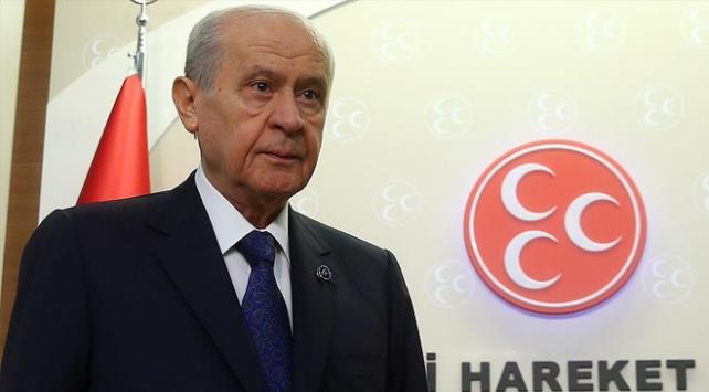 MHP lideri Bahçeli: Muhalefet ittifakı 5 benzemezler, FETÖ projesi