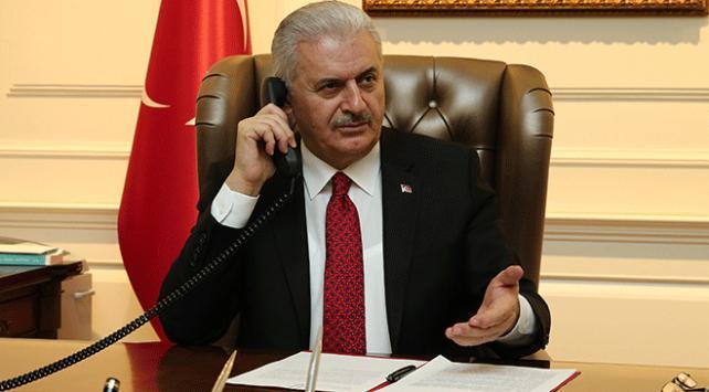 Başbakan Yıldırımdan İslam İşbirliği Teşkilatı Zirvesine davet