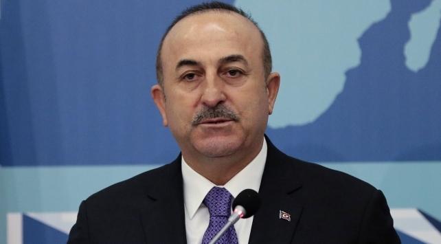 Çavuşoğlunun Filistin için telefon diplomasisi devam ediyor