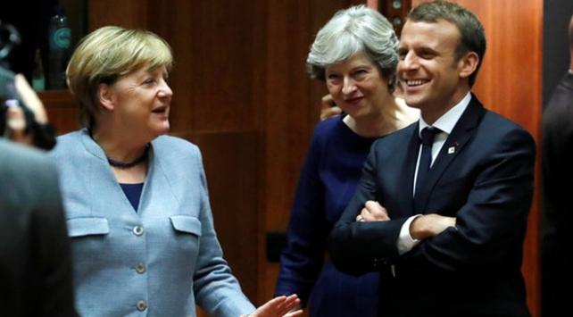 İngiltere, Fransa ve Almanya nükleer anlaşma için uzlaştı