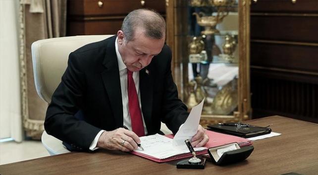 Cumhurbaşkanı Erdoğan milyonları ilgilendiren kanunları onayladı