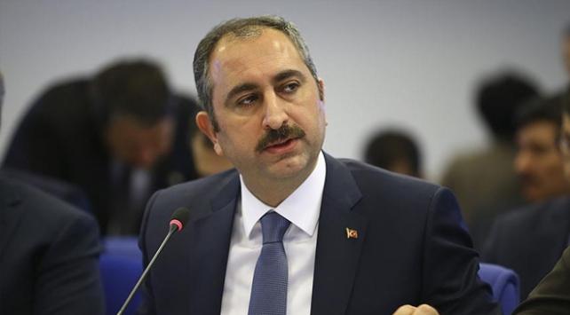 Adalet Bakanı Gülden ABDye Hakan Atilla tepkisi