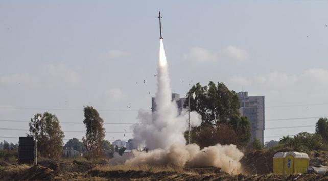 İsrailde siren ve patlama sesleri duyuldu