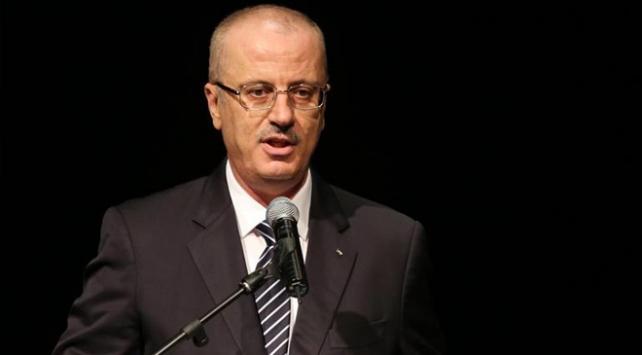 Filistin Başbakanı Hamdallah, İİT Zirvesi için İstanbulda