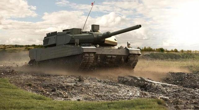 Altay tankının seri üretimi için geri sayım