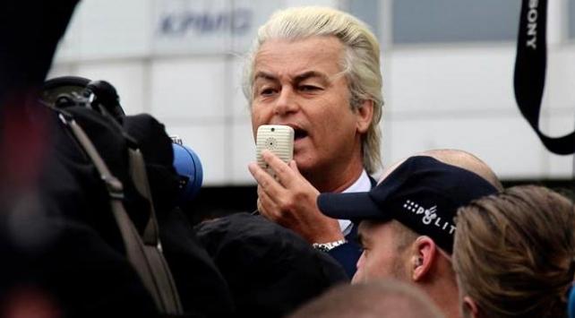 Hollandalı aşırı sağcı Wildersten provokasyon girişimi