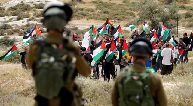 """Hamastan Filistinlilere """"cuma eylemlerine"""" aktif katılım çağrısı"""