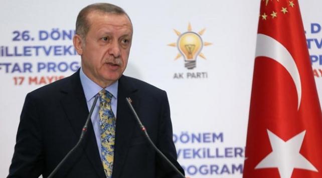 Cumhurbaşkanı Erdoğan: 26. Dönem Türkiye Büyük Millet Meclisi, ikinci kurucu meclistir