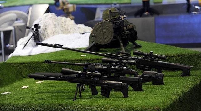 Rusyanın silah ihracatı artıyor