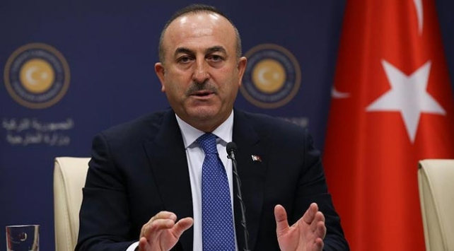 Dışişleri Bakanı Çavuşoğlunun Filistin için telefon diplomasisi devam ediyor