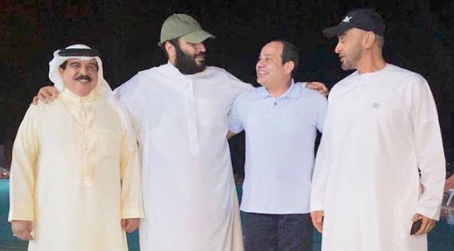 Suudi Arabistan Veliaht Prensi Selmanın öldüğü iddiası, fotoğrafla yalanlandı