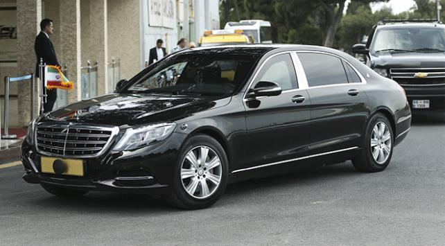 İran Cumhurbaşkanı Hasan Ruhani, İstanbula geldi