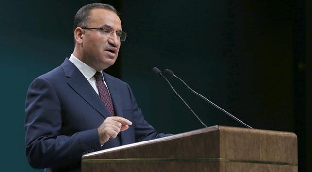 Başbakan Yardımcısı Bozdağdan Muharrem İnceye FETÖ yanıtı
