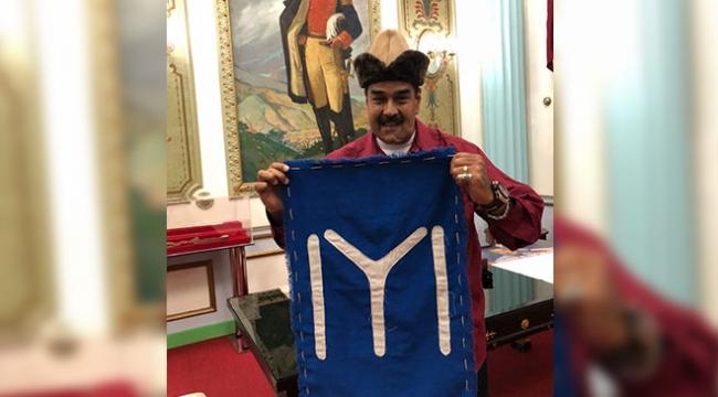 Venezuela Devlet Başkanı Maduronun Diriliş Ertuğrul hayranlığı