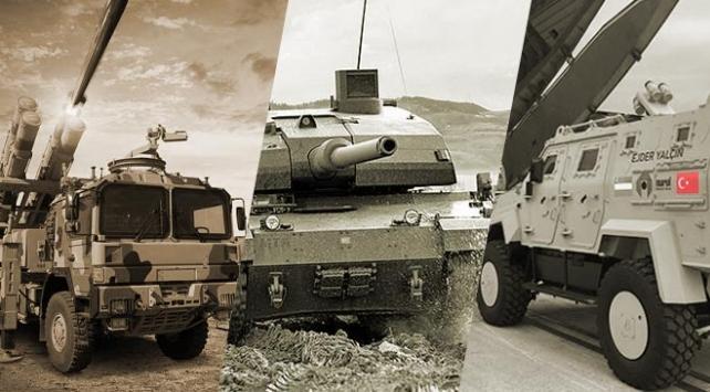 Savunma ve havacılık 8 milyar dolarlık yeni sipariş aldı
