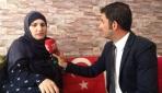 PKK yandaşlarına direnen Fethiye Kobal, TRT Habere konuştu