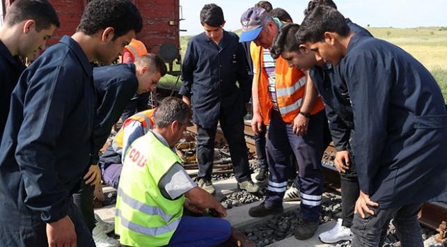 Hızlı Tren için teknik eleman yetiştirilecek
