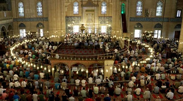 Cuma hutbesinde Kudüsün önemi anlatıldı