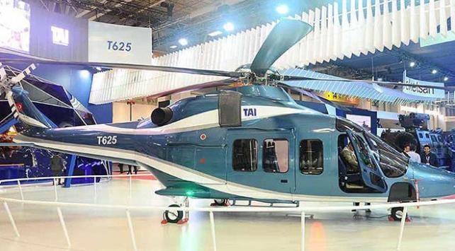 Türk Havacılık ve Uzay Sanayii, yerli ürünleriyle KADEX 2018e katılacak