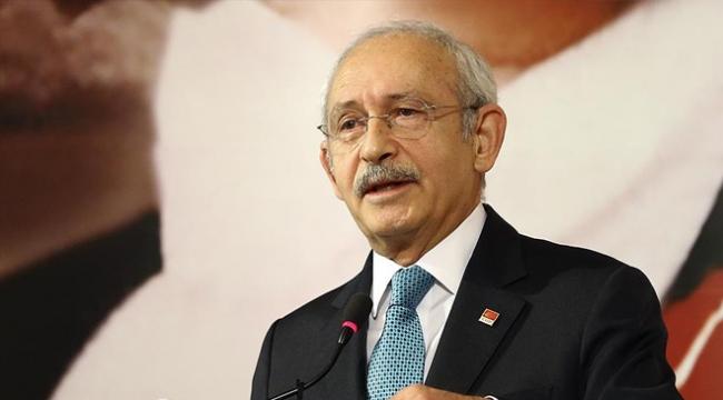 CHP Genel Başkanı Kılıçdaroğlundan 19 Mayıs mesajı