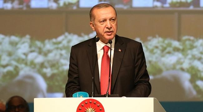 Cumhurbaşkanı Erdoğan: Kudüs sahipsiz değildir