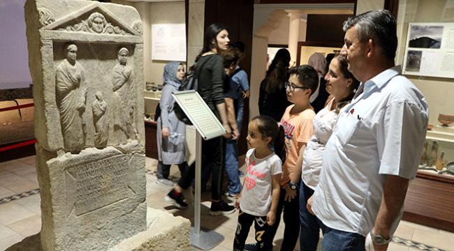 Edirne müzelerine ziyaretçi akını