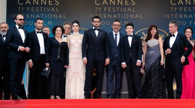 Nuri Bilge Ceylanın filmi Ahlat Ağacı Cannesda gösterildi