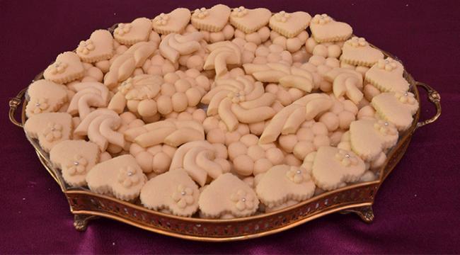 Çorumun yöresel lezzeti: Ağız tadı kurabiyesi