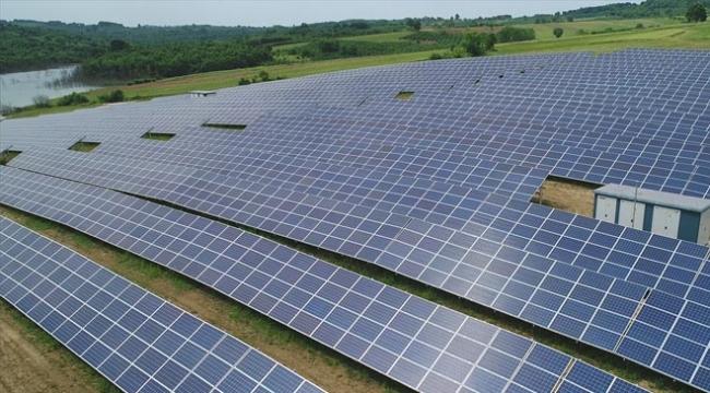 Sanayi kenti Kocaeliden güneş enerjisiyle ülke ekonomisine katkı