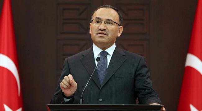 Başbakan Yardımcısı Bozdağdan CHPli İncenin iddialarına yanıt