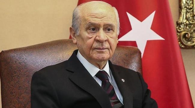MHP Genel Başkanı Bahçeliden 19 Mayıs mesajı
