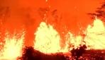 Hawaiide yanardağ tehlikesi sürüyor