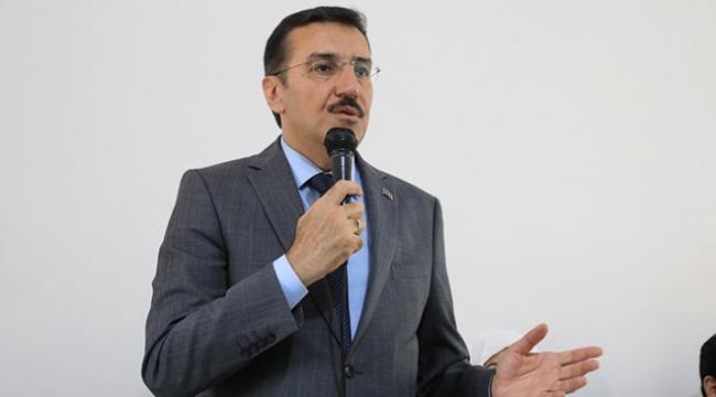 Gümrük ve Ticaret Bakanı Tüfenkci: Türkiyeyi 2023e kadar iki kat büyütme hedefimiz var
