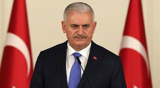 Başbakan Yıldırımdan Büyükşehir Belediye Erzurumspora tebrik