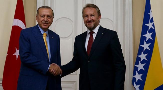 Cumhurbaşkanı Erdoğan, Bosna Hersekte