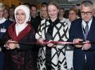 Emine Erdoğan, Bosna Hersek'te TİKA'nın açılışına katıldı