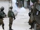 İsrail'den Filistinli tutuklunun ölümünü protesto eden mahkumlara müdahale