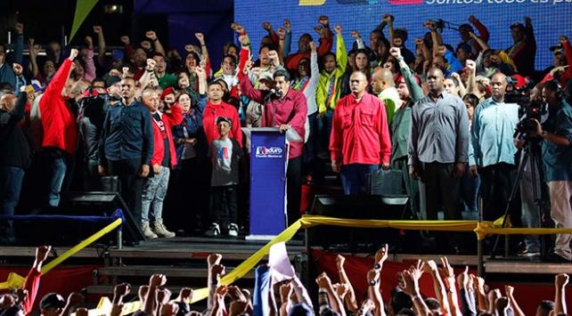 Venezuela Devlet Başkanı Madurodan muhalefete diyalog çağrısı