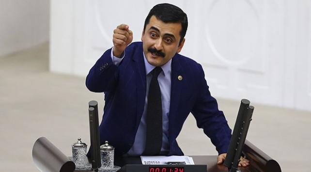 CHPli Eren Erdeme yurt dışı yasağı