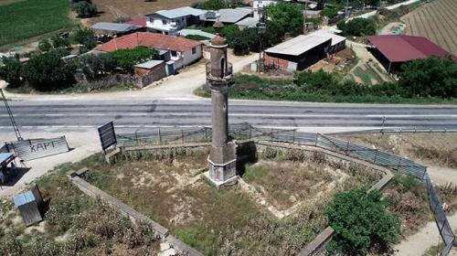 """İzmirin """"yalnız minaresi"""" camisine kavuşuyor"""