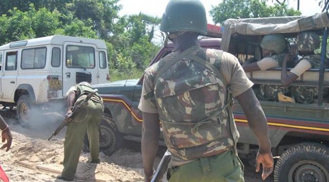 Batı Afrika ülkelerinden teröre karşı ortak operasyon: 202 tutuklama