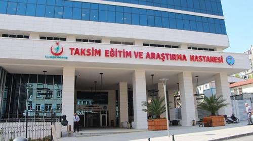 Taksim İlkyardım Eğitim ve Araştırma Hastanesi 11 Haziranda hizmete girecek