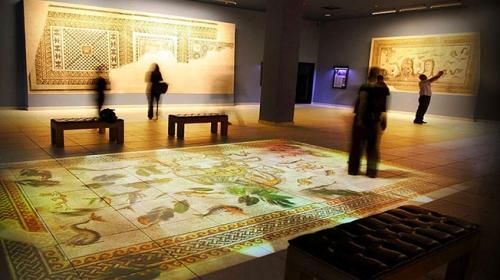 Müzelerdeki tarih yolculuğunda teknoloji devrimi