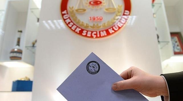 Milletvekili kesin aday listeleri 30 Mayısta ilan edilecek