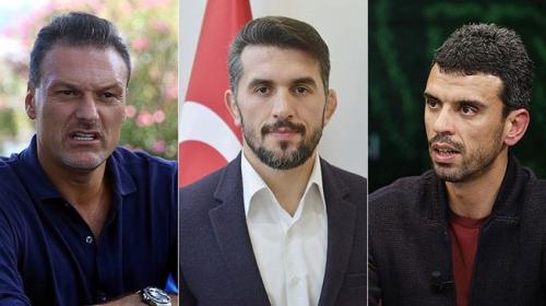 AK Partinin milletvekili listesindeki ünlü isimler