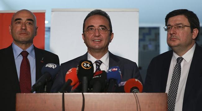 CHP Parti Sözcüsü Tezcandan aday belirleme ve gösterme açıklaması