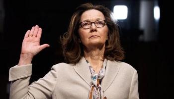CIAin ilk kadın direktörü Haspel görevine başladı